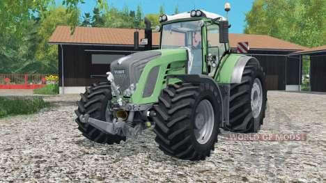 Fendt 933 Vario for Farming Simulator 2015