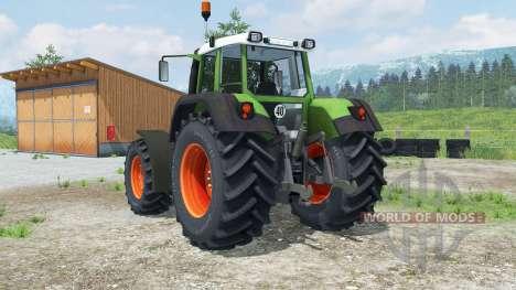 Fendt Favorit 926 Vario for Farming Simulator 2013