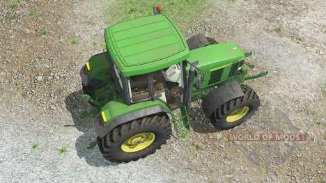 John Deere 6800 for Farming Simulator 2013