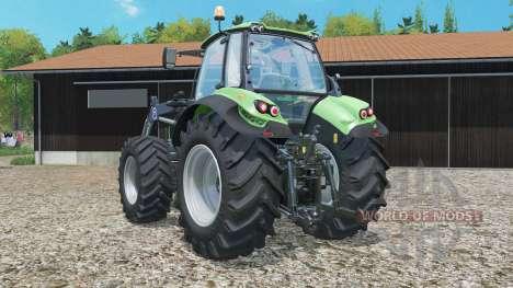 Deutz-Fahr 7250 TTV Agrotron for Farming Simulator 2015