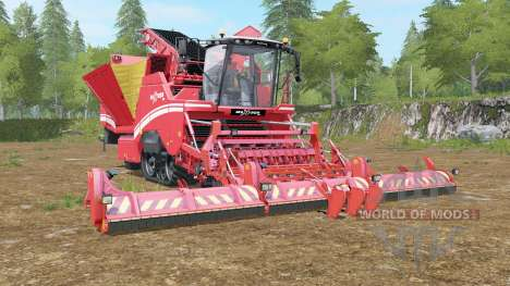 Grimme Maxtron 620 for Farming Simulator 2017