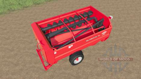 Kuhn Knight RA 142 for Farming Simulator 2017