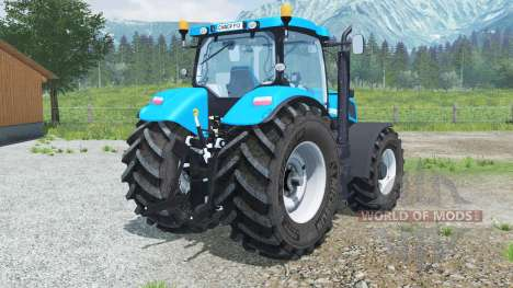 New Holland T7.220 for Farming Simulator 2013
