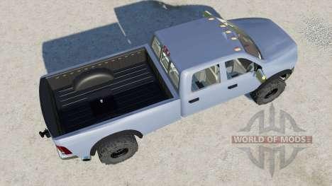 Ram 3500 Heavy Duty Crew Cab for Farming Simulator 2017
