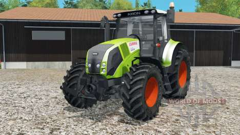 Claas Axion 820 for Farming Simulator 2015