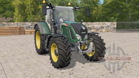 Fendt 700 Vario for Farming Simulator 2017