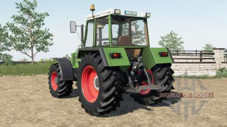 Fendt Favorit 600 LSA Turbomatik E for Farming Simulator 2017