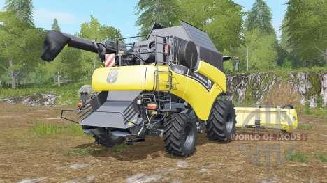 New Holland CR-series for Farming Simulator 2017