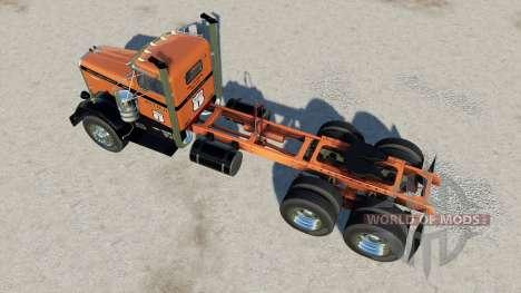 Kenworth 521 for Farming Simulator 2017
