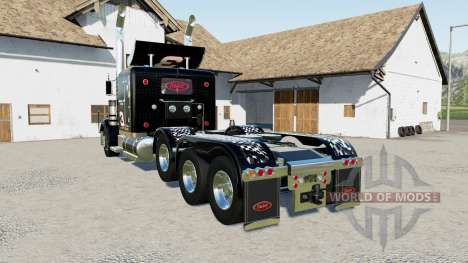 Peterbilt 389 for Farming Simulator 2017