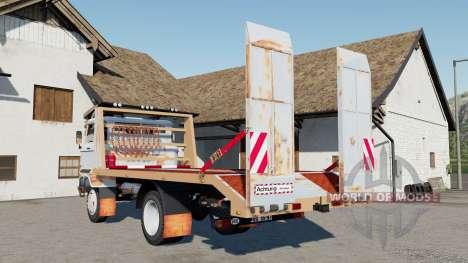 IFA W50 L Abschlepper for Farming Simulator 2017
