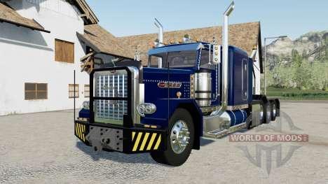 Peterbilt 389 Heavy for Farming Simulator 2017