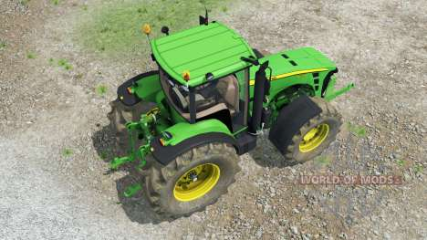 John Deere 8530 for Farming Simulator 2013