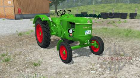 Deutz D 30 for Farming Simulator 2013
