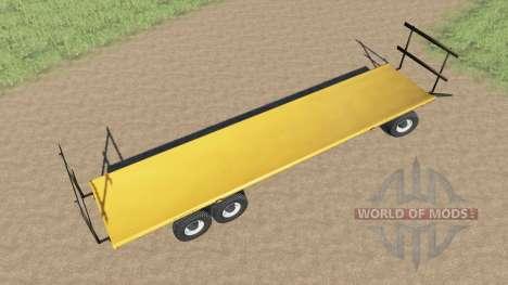 La Littorale PU 18 for Farming Simulator 2017