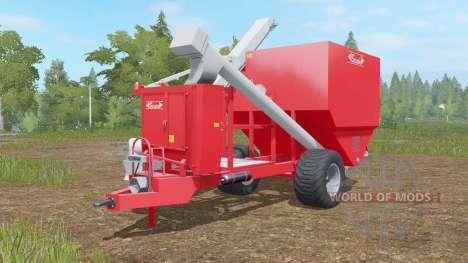 Stade ZW4010 for Farming Simulator 2017