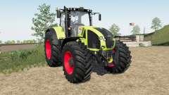 Claas Axion 920-950 for Farming Simulator 2017