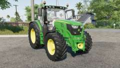John Deere 6R-seriᶒs for Farming Simulator 2017