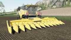 New Holland CR10.90 faster overloading for Farming Simulator 2017
