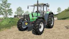 Deutz-Fahr AgroStar 6.61 rusty for Farming Simulator 2017