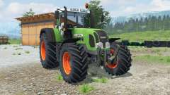 Fendt Favorit 926 Vario manual ignition for Farming Simulator 2013