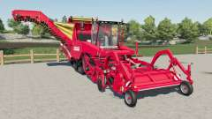 Grimme Tectroᵰ 415 for Farming Simulator 2017