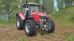 Massey Ferguson 6612〡6613〡6616 for Farming Simulator 2017