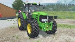 John Deere 7530 Premiuᵯ for Farming Simulator 2013
