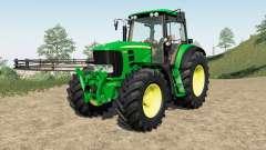 John Deere 7430 Premiꭒm for Farming Simulator 2017