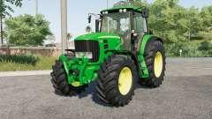 John Deere 7430 Premiuᵯ for Farming Simulator 2017
