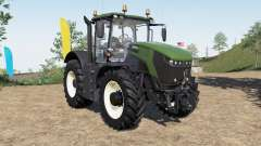 JCB Fastrac 8330 increased road speed for Farming Simulator 2017