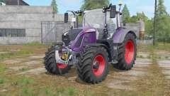 Fendt 500 Variꝍ for Farming Simulator 2017