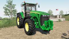 John Deerᶒ 8130-8530 for Farming Simulator 2017