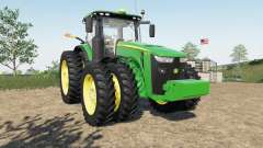 John Deere 8R-serieᵴ for Farming Simulator 2017