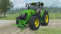John Deere 7930 with weight for Farming Simulator 2013