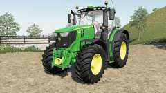 John Deere 6R〡7R〡8R series for Farming Simulator 2017