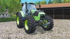 Deutz-Fahr 7250 TTV Agrotroɲ for Farming Simulator 2015
