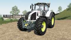 Claas Axion 920-960 for Farming Simulator 2017