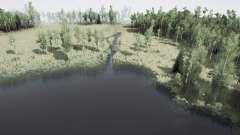 Swamp of Kolchugino v1.1 for MudRunner