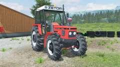 Zetor 7745 More Realistic for Farming Simulator 2013