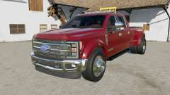 Ford F-450 Super Duty Platinum Crew Ƈab 2017 for Farming Simulator 2017