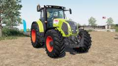 Claas Axioᵰ 810-850 for Farming Simulator 2017