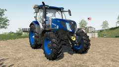 New Holland T6.125〡T6.155〡T6.175 for Farming Simulator 2017