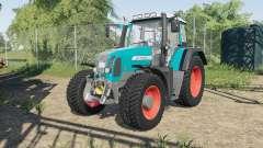Fendt Favorit 700 Variꝍ for Farming Simulator 2017