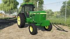 John Deere 4240 & 4440 for Farming Simulator 2017
