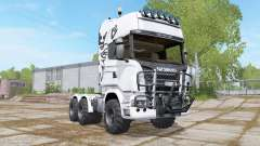 Scania R730 Agro for Farming Simulator 2017