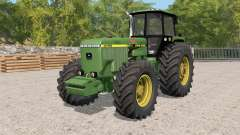 John Deerᶒ 4755 for Farming Simulator 2017
