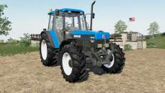 New Holland 83Ꝝ0 Powerstar SLE for Farming Simulator 2017