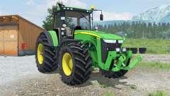 John Deere 8260Ɍ for Farming Simulator 2013