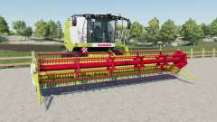 Claas Lexion 670 for Farming Simulator 2017